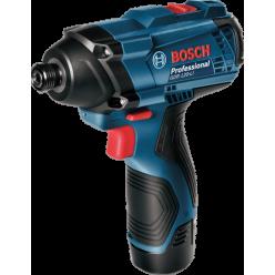 Аккумуляторный ударный гайковерт Bosch Professional GDR 120-LI